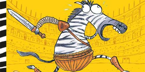 Gary Northfield - Julius Zebra. Rollebollen met de Romeinen